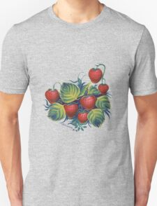 Strawberry glade Unisex T-Shirt
