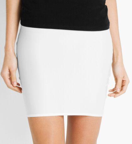 RareSloth Games - White Mini Skirt