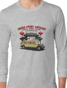 Egg Foo Yong China Town Bus Tours Long Sleeve T-Shirt