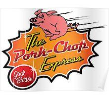 The Pork Chop Express Poster