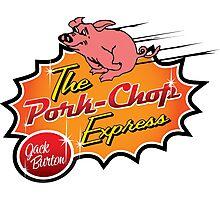 The Pork Chop Express Photographic Print