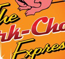The Pork Chop Express Sticker