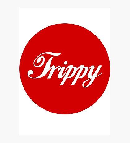 Trippy Photographic Print