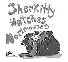 Sherkitty Watches MoriMousey Photographic Print