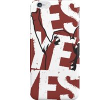 YES iPhone Case/Skin