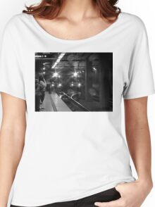 Los Angeles Metro Rail Women's Relaxed Fit T-Shirt
