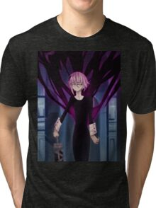 """""""My Blood Is Black, You Know..."""" Tri-blend T-Shirt"""