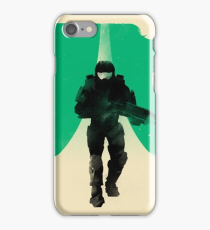 Halo Master Chief Case iPhone Case/Skin