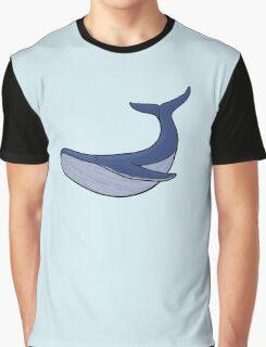 Whale Ahoy! Graphic T-Shirt