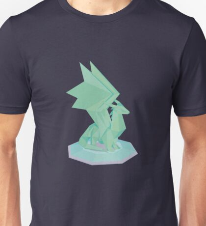 Spyro the Dragon's Crystal Dragon Unisex T-Shirt