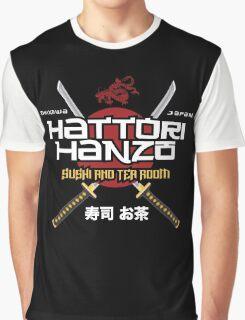 Hattori Hanzo Graphic T-Shirt