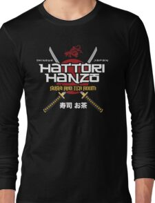 Hattori Hanzo Long Sleeve T-Shirt