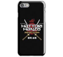 Hattori Hanzo iPhone Case/Skin
