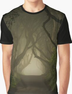 Morning alley Graphic T-Shirt