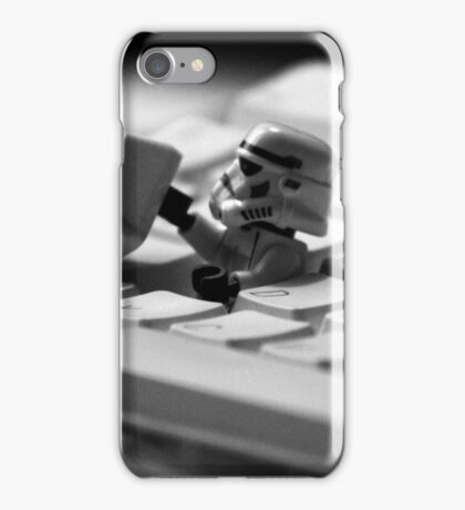 Stormtrooper Case iPhone Case/Skin