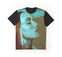 Zella Day KICKER album cover vector Graphic T-Shirt