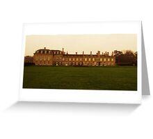 Boughton House - Northamptonshire Greeting Card