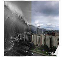 Clutch Tsunami Poster