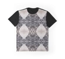 Cyber Pattern Graphic T-Shirt
