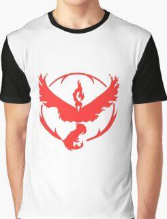 Pokemon go équipe valeur Graphic T-Shirt
