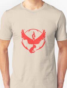 Pokemon go équipe valeur Unisex T-Shirt