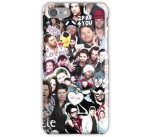 Supernatural Collage iPhone Case/Skin