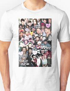 Supernatural Collage Unisex T-Shirt