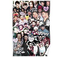 Supernatural Collage Poster