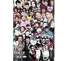 Supernatural Collage Photographic Print