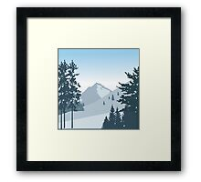 My Nature Collection No. 84 Framed Print
