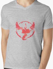 Equipe valeur pokemon go Mens V-Neck T-Shirt