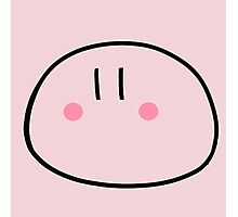 Clannad Dango - Pink Photographic Print