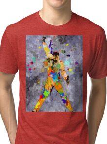 Freddie Grunge Tri-blend T-Shirt