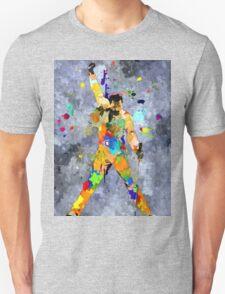 Freddie Grunge Unisex T-Shirt