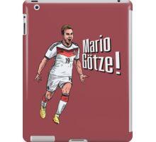 Mario Götze! iPad Case/Skin