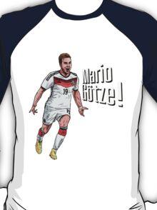 Mario Götze! T-Shirt
