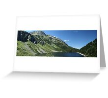Nationalpark Hohe Tauern, Salzburg Austria Greeting Card