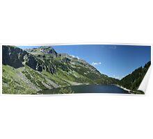 Nationalpark Hohe Tauern, Salzburg Austria Poster