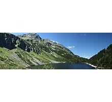 Nationalpark Hohe Tauern, Salzburg Austria Photographic Print