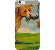 Selfish Pit Bull Dogs!~Whimsical~Sarcasm~Love~Dog iPhone Case/Skin
