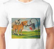 Selfish Pit Bull Dogs!~Whimsical~Sarcasm~Love~Dog Unisex T-Shirt