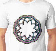 Flower Spirograph Unisex T-Shirt