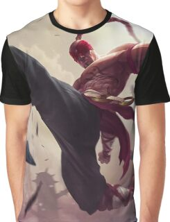 The Blind Monk Graphic T-Shirt