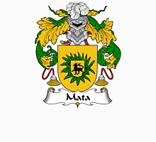 Mata Coat of Arms/ Mata Family Crest Unisex T-Shirt