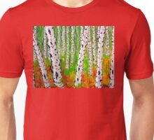 A Walk Through the Trees Unisex T-Shirt