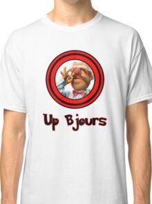 Up Bjours Classic T-Shirt