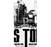 Gas Town iPhone Case/Skin