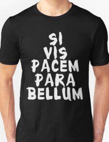 Suicide Squad - Si vis pacem, para bellum Unisex T-Shirt
