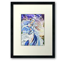 Fire Emblem Fates - Azura Framed Print