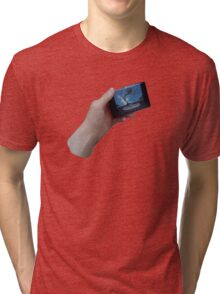 "Need a ""Hand""? Tri-blend T-Shirt"